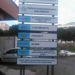 Yönlendirme tabela hizmetleri